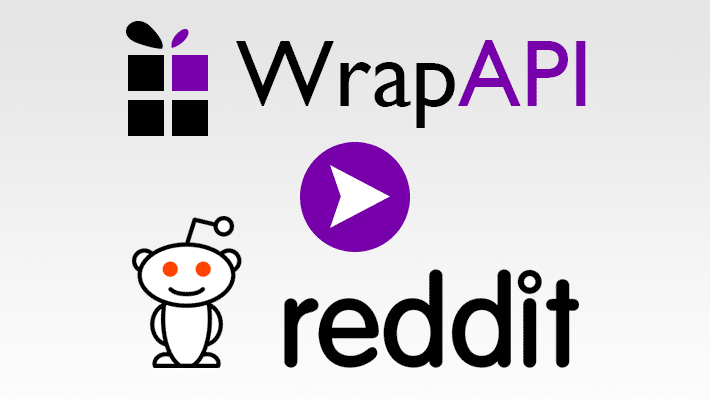 Click to play WrapAPI + Reddit video